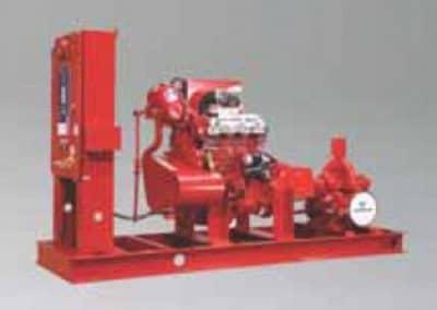 Fire DNF, HSEF diesel