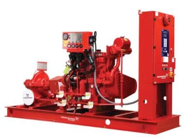 Electrical Fire System-Hydro Uni-CR-UNI – GB